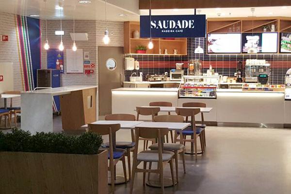 Café Saudade - Grupo Ibersol