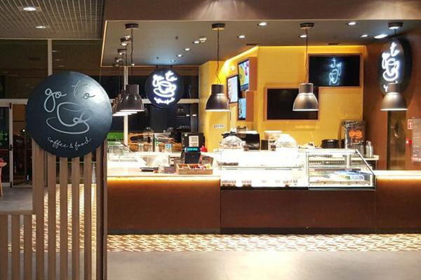go to caffé & food - Grupo Ibersol