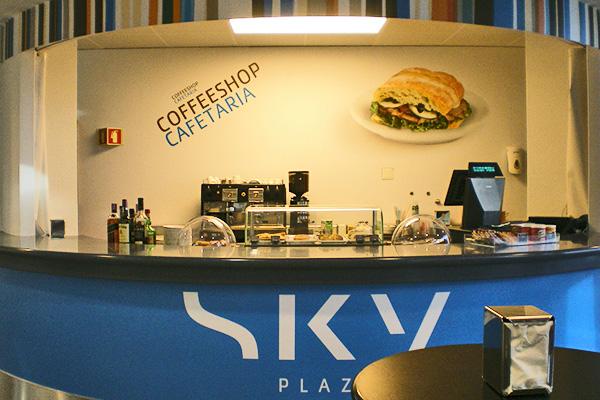Sky Plaza - Grupo Ibersol