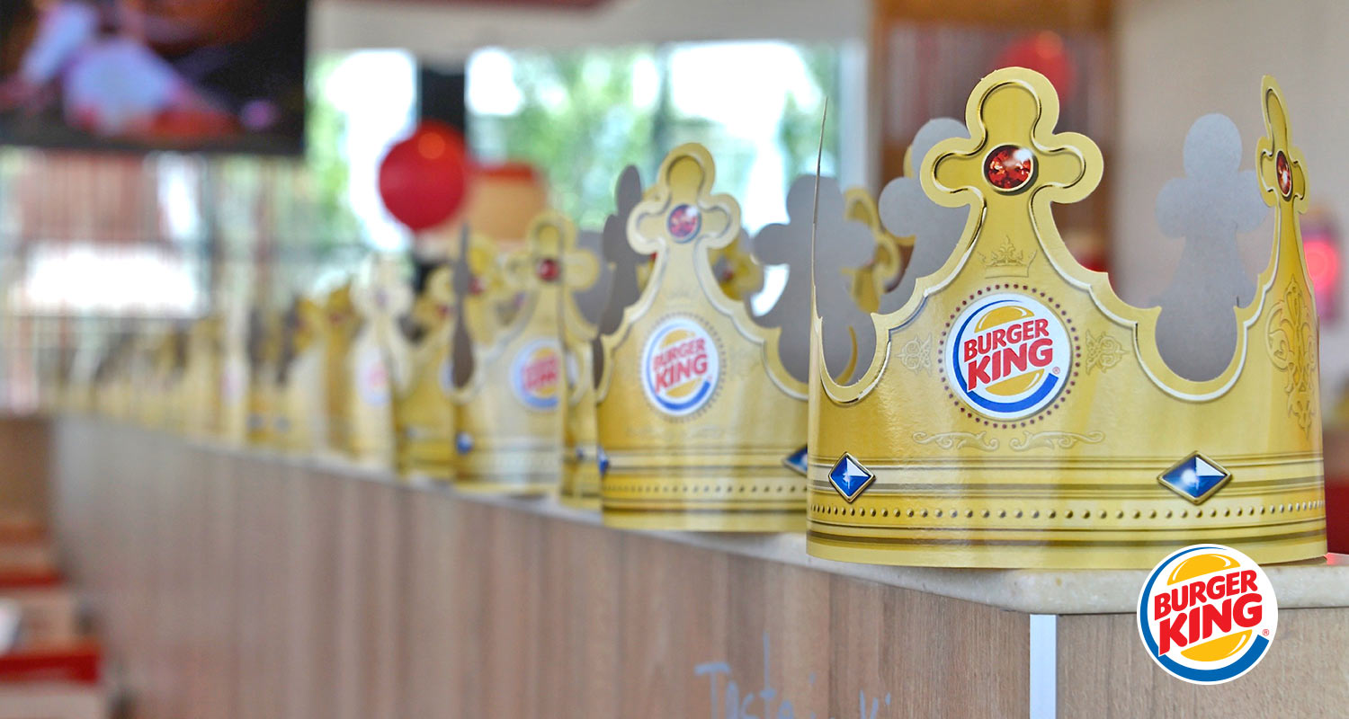 BURGER KING. Grupo Ibersol